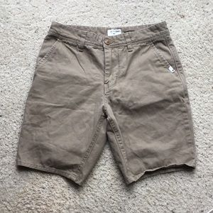 Quiksilver Tan shorts VERY COMFY